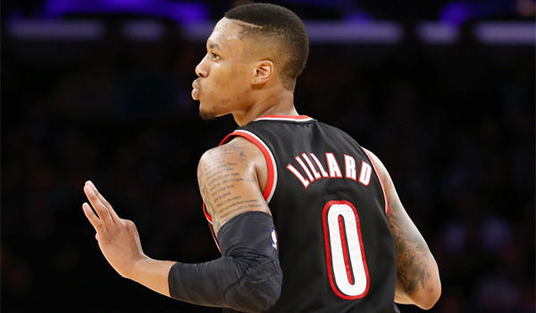 Portland point guard Damian Lillard has become an All-Star in only his second NBA season.