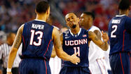 NCAA Final Four: UConn shows heart the size of Texas