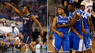 VOTE: Who will win the NCAA tournament final Monday night?