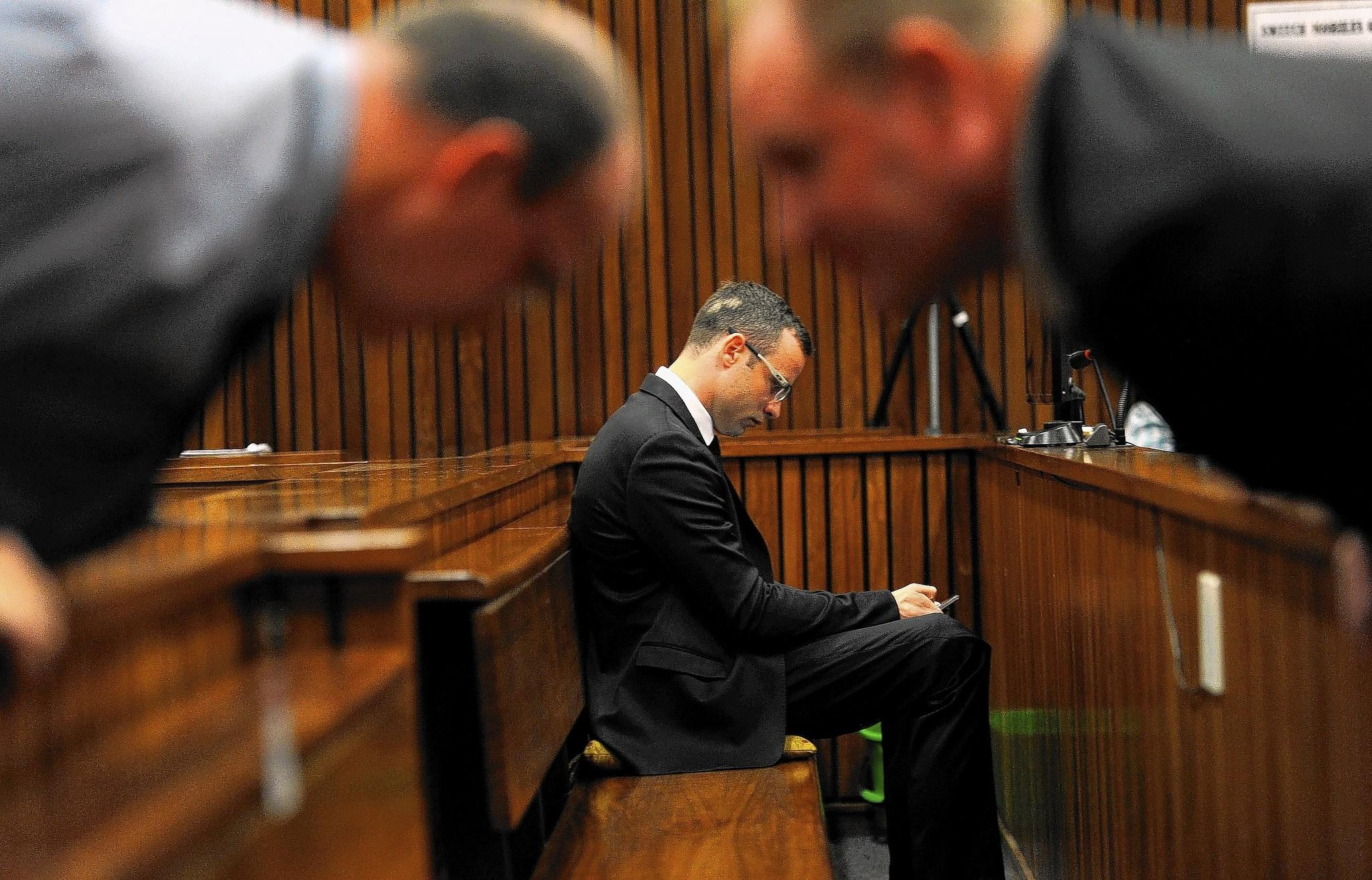 South African athlete Oscar Pistorius' trial in the killing of his girlfriend has helped launch a renewed debate of the country's violent crime rate and its connection to race and economic opportunity.