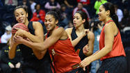 Terps looking to 'crash the party' at women's basketball Final Four