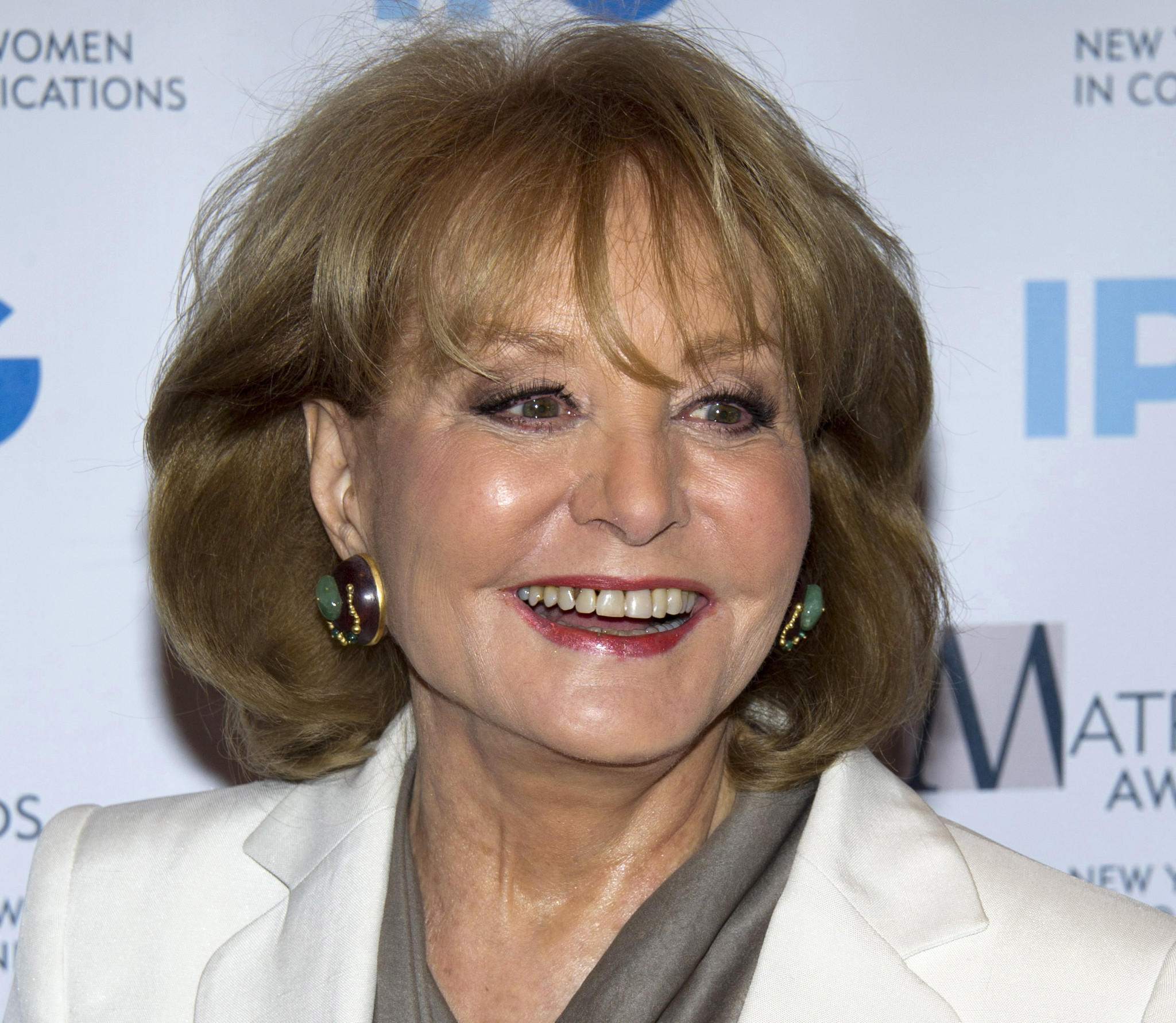 Barbara Walters in a 2012 photo.