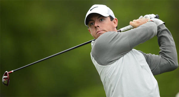 Rory McIlroy is considered one of the favorites going into the Masters tournament this week.