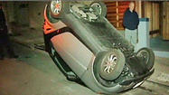 Car-tipping? Vandals upend ultra-compact Smart cars in San Francisco