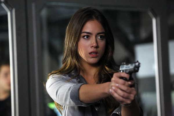 "A traitor complicates things on ""Marvel's Agents of S.H.I.E.L.D."" With Chloe Bennet."