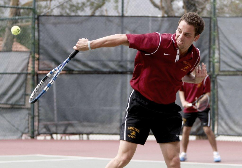 The Glendale Community College men's and women's tennis teams will each take part in the Southern California Regionals.