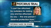 Pistorius takes the stand