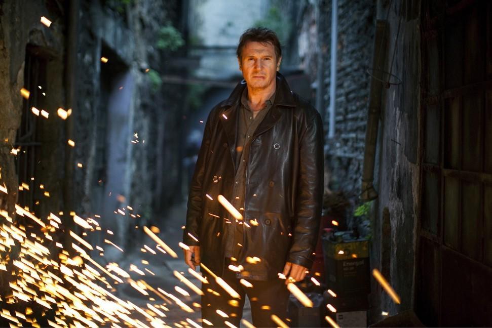 """Liam Neeson in a scene from """"Taken 2."""""""