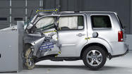 Honda, Kia, Mazda SUVs flunk crash test, demoted by Consumer Reports