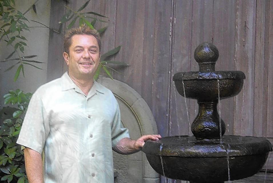 Jon Madison, owner of Madison Square & Garden Café and Heritage Committee chairman, will run for Laguna Beach City Council in November.