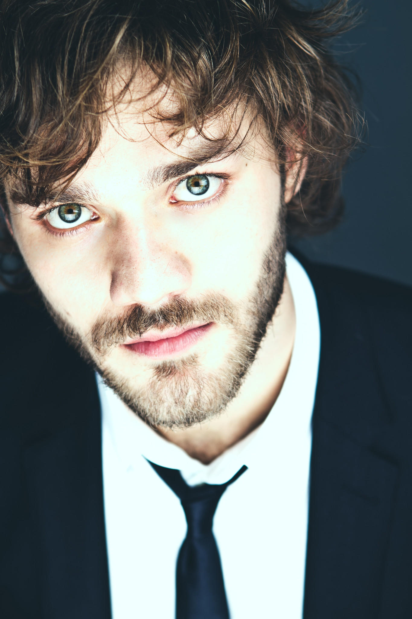 """Italian actor Lorenzo Richelmy will play """"Marco Polo"""" for Netflix."""
