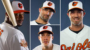 Orioles' 2014 player salaries