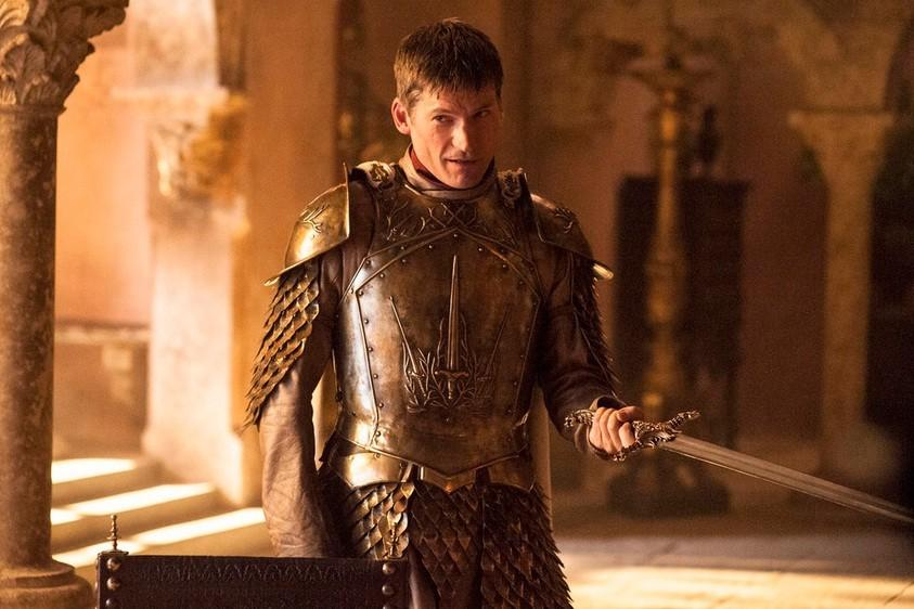 "Yes Jaime, you've got a new hand, a new sword and two more seasons of ""Game of Thrones."""