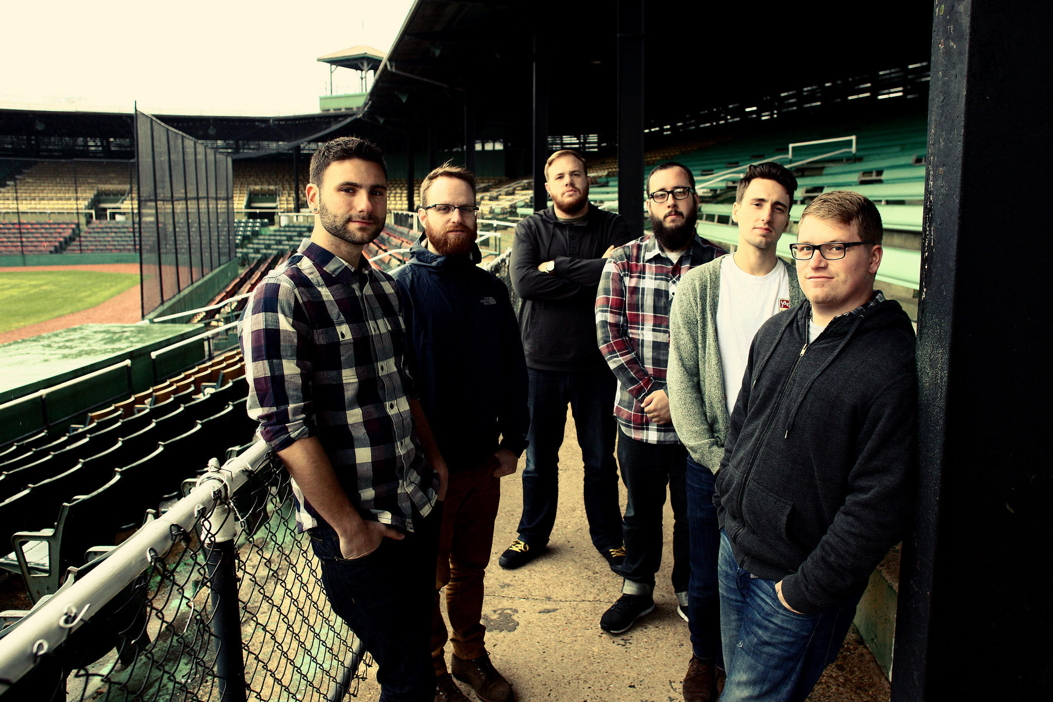 Philadelphia pop-punk act The Wonder Years plays Baltimore Soundstage this weekend.