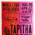 Poster for performer Tapitha Kix
