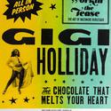 Poster for performer GiGi Holliday