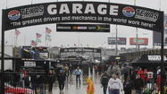 Rain and ratings a pain for NASCAR Cup season