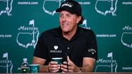 Phil Mickelson knows the Masters inside and out