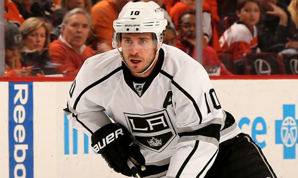 Kings center Mike Richards has struggled to rediscover the offensive consistency that made him a two-time 30-goal scorer during his days with the Philadelphia Flyers.