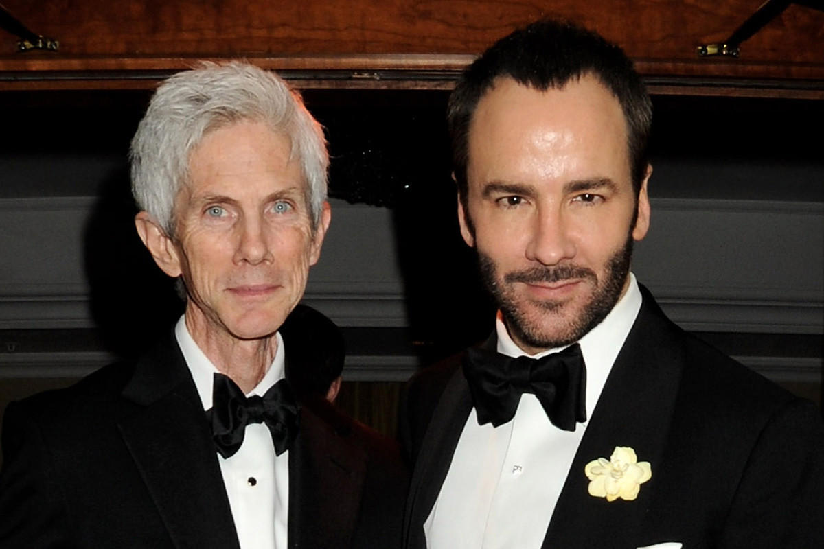 designer tom ford reveals he and richard buckley are married latimes. Cars Review. Best American Auto & Cars Review