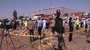 Raw: Deadly Bombing at Pakistan Market