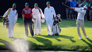 Masters field gets final practice day after Aussie 'bugs' for dinner