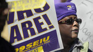 Hopkins workers strike over wages
