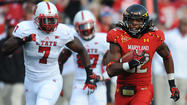 After season away from football, Terps' Leak ready to realize potential