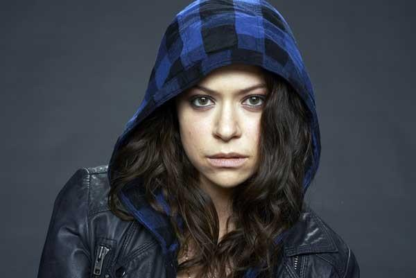 "Tatiana Maslany stars in the science fiction drama ""Orphan Black"" on BBC America."