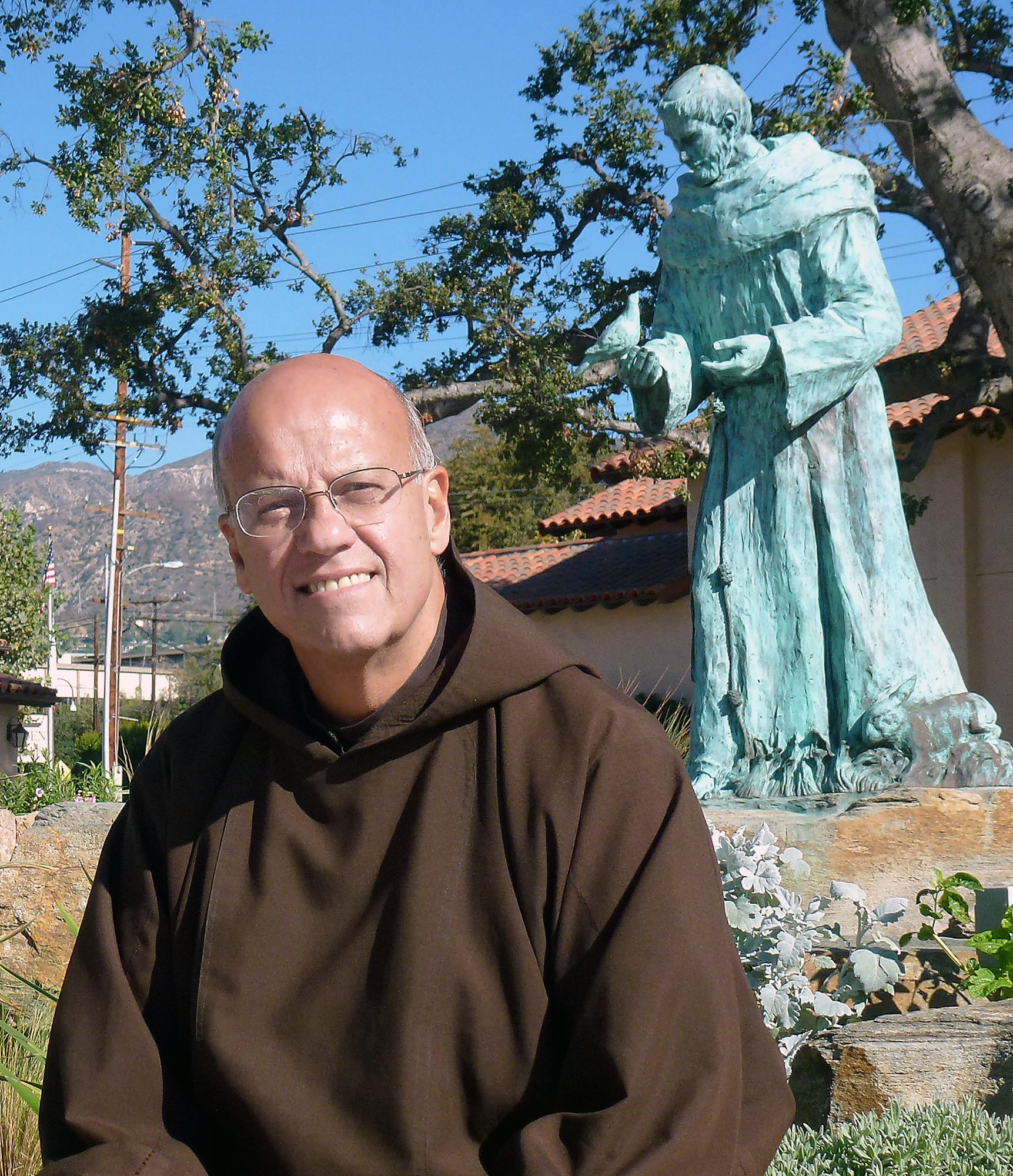 Father Tony Marti, OFM Cap., the president of St. Francis High School, will be honored by the Kiwanis Club of La Cañada at its May 7 Clergy Recognition Day.