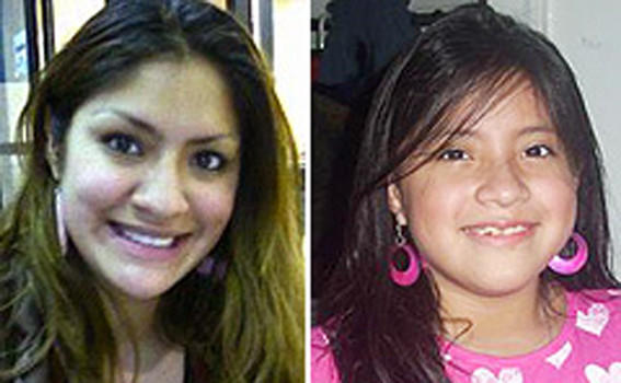 Rosanna Ocampo (left) and Itzel Fernandez were killed in an arson fire in Chicago on Jan. 31, 2009.