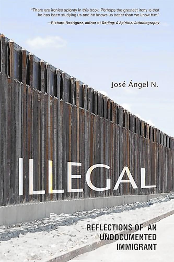 "Jose Angel N. talks about the immigration system in the United States and his own undocumented status in ""Illegal."""