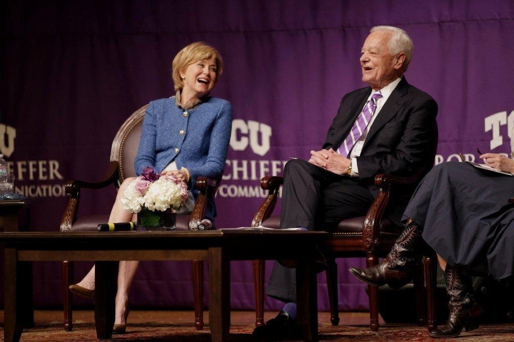 Jane Pauley and Bob Schieffer talk about working together as she joins CBS News.