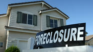 Foreclosure rates remained high in March in Maryland