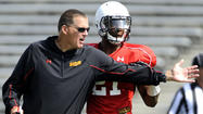 Maryland's spring football game may look more like a practice, Edsall says