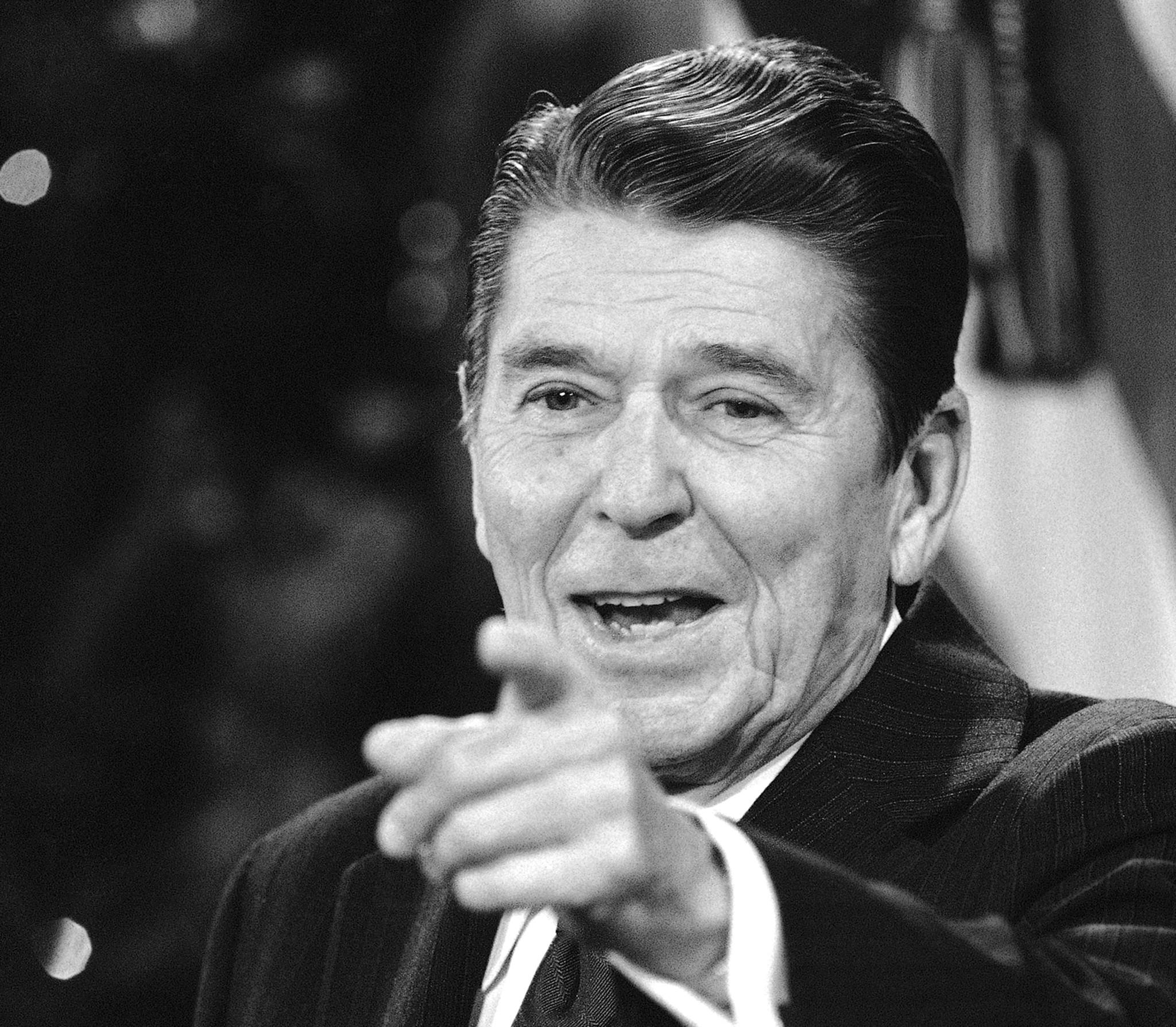 Some Republicans in Congress want to name a mountain peak in Nevada after President Reagan.