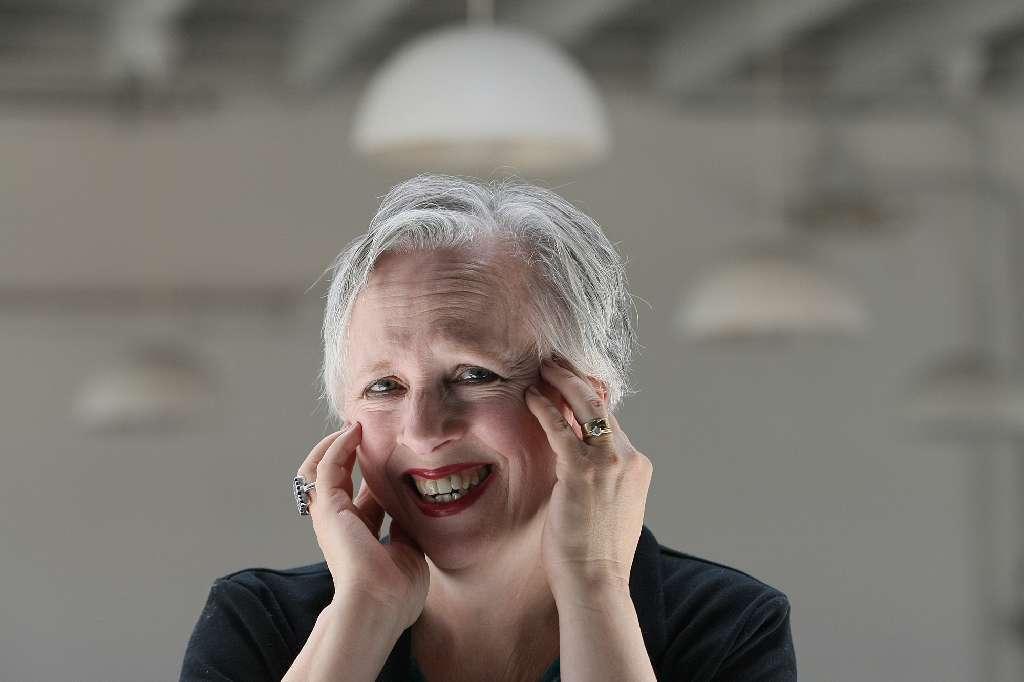 Composer Anne LeBaron.