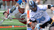 Faceoff men Kennedy, Raffa bring a special touch to Hopkins-Maryland duel