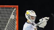 Lacrosse Q&A: Towson goalie Tyler White