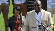 Frederick Douglass principal convicted of fraud