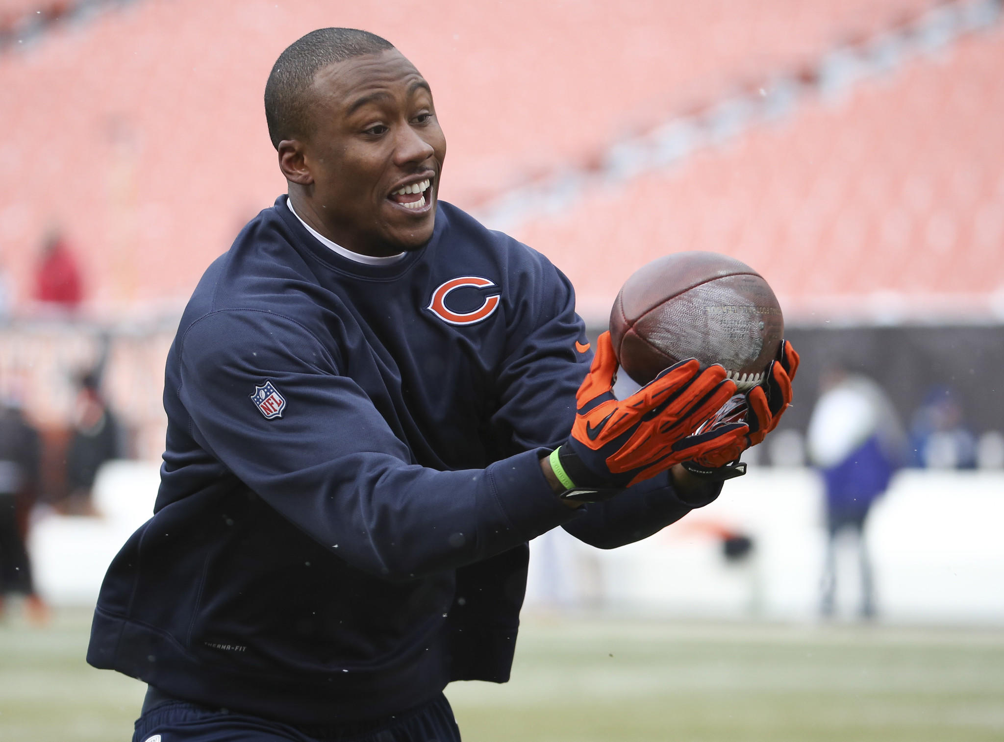 Bears wide receiver Brandon Marshall will be going back to school, in a sense, after being accepted for a Harvard business program.