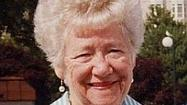 Marcella Geneva Langer<br/> December 19, 1920 - April 3, 2014