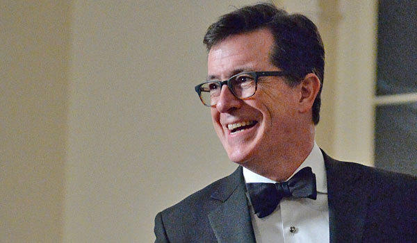 Who will replace Stephen Colbert on Comedy Central? People are giving suggestions on Twitter.