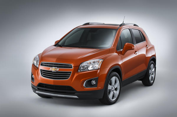 The 2015 Chevrolet Trax is a sporty small-size SUV, previously released in Mexico and Canada, next year making its US and China debuts.