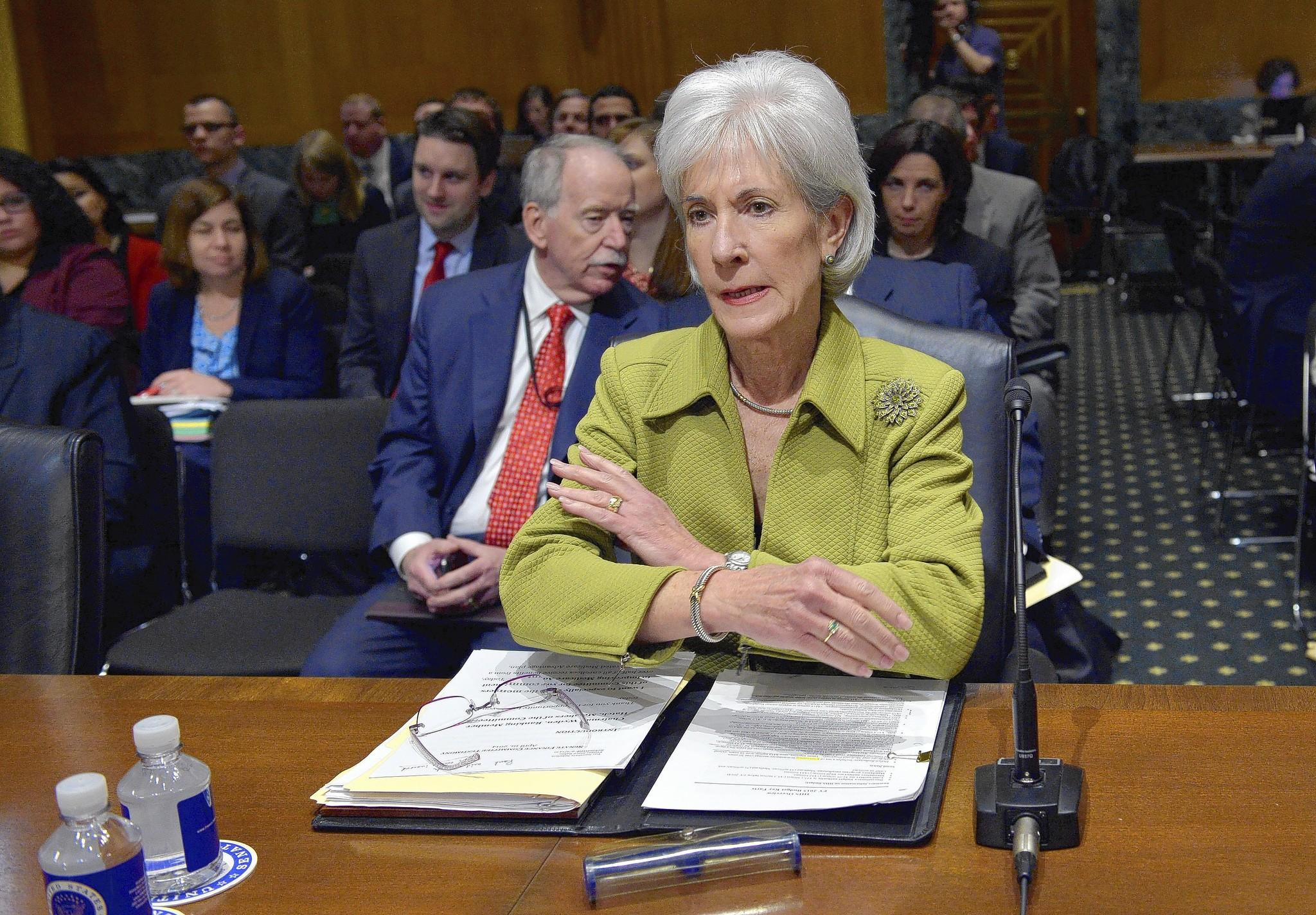 Health and Human Services Secretary Kathleen Sebelius is resigning after more than five years.