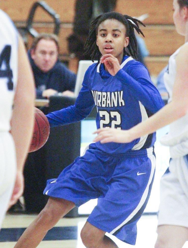 Burbank High's Yassemeen Sa'Dullah enjoyed a solid season and was named an All-Area Girls' Basketball first-team selection. (Tim Berger/File Photo)