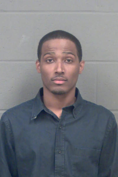 Sequo McCrorey, 26, was charged with second-degree assault and disorderly conduct.