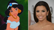 Pictures: Celebrities who look like Disney characters