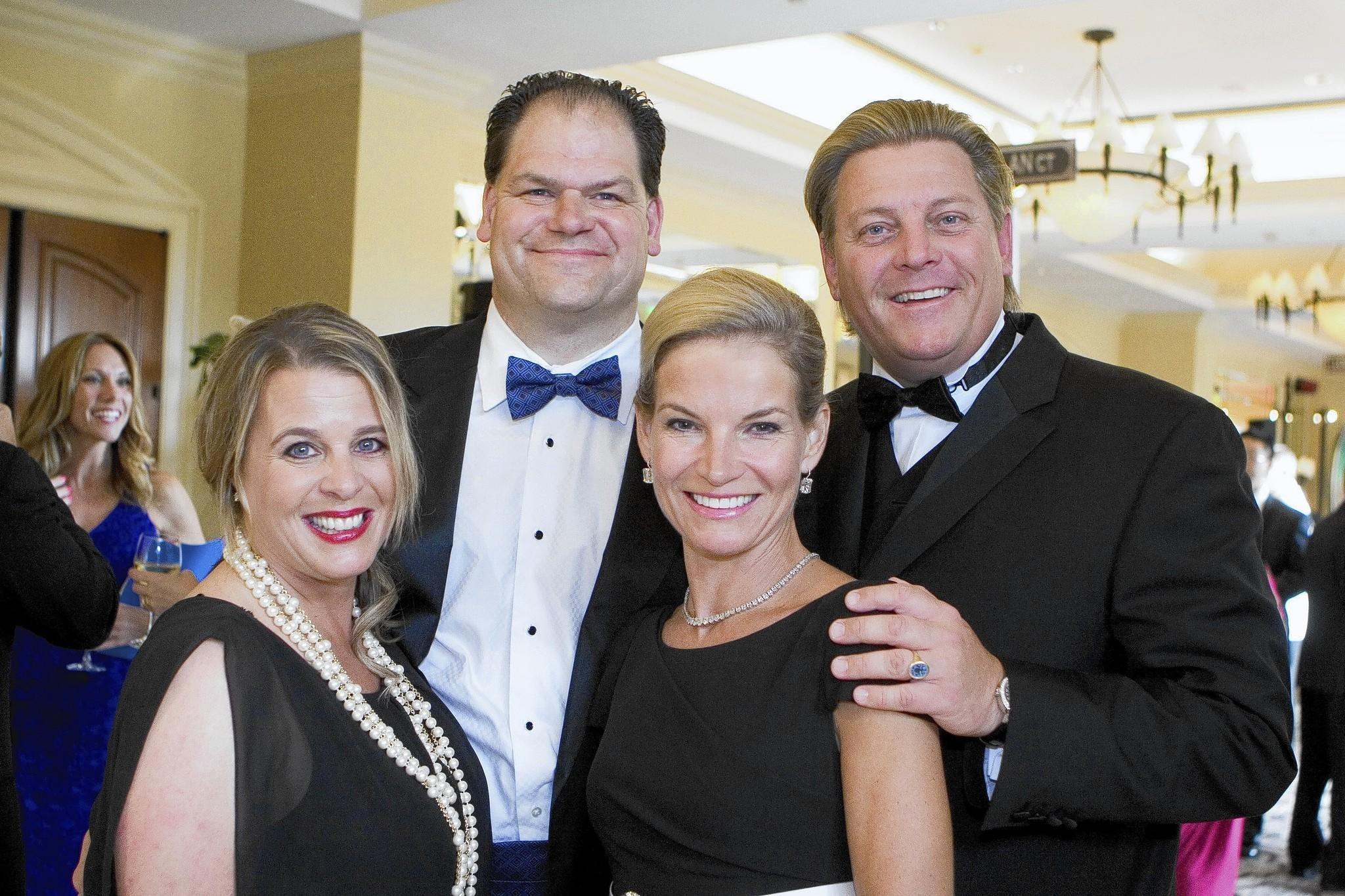 Honorees at the 2014 JDRF Dream Gala were Lara and Tom Giddings and Janet and Carl Nolet, Jr.