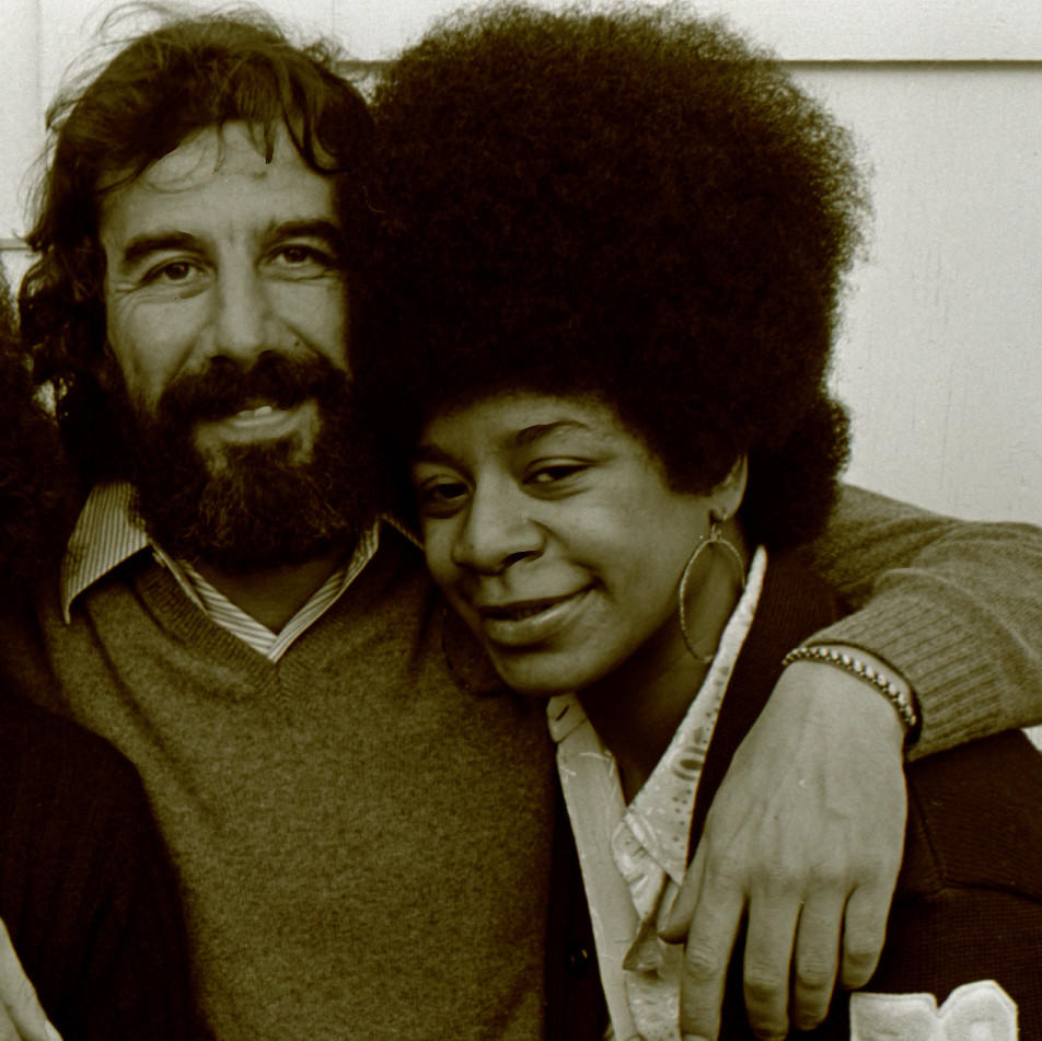 Lou Adler and Merry Clayton.
